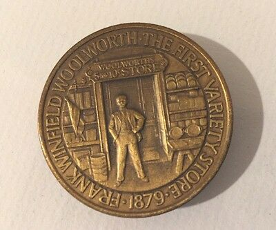 Woolworth 100th Anniversary Coin