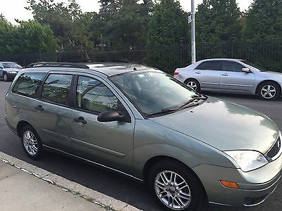 2006 Ford Focus ZXW SE 4dr Wagon 2006 Ford Focus Wagon ZXW SE