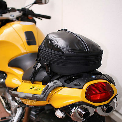 New Travel Shoulders Motorcycle Seat Tail Storage Bag Sports Leisure Backpack