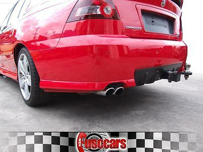 Holden Commodore VY VZ HSV Genuine SS Rear Bumper Bar - Red 687F