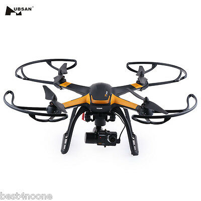 Hubsan H109S X4 PRO RC Quadcopter 5.8G FPV 1080P HD Camera GPS 7CH 3-Axis Gimbal