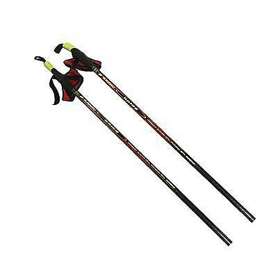 Karhu Unica Cross Country Ski Poles, 50% Graphite Composite, 65% Off