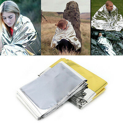 Camping Pad Survival Emergency Rescue Exterior Curtain Outdoor Mat Rescue Mat