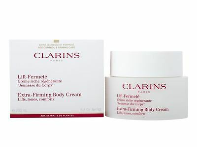 Clarins Extra-Firming Body Cream 200ml Lifts Tones Comforts