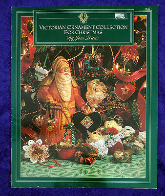 Victorian Ornaments Collection for Christmas Craft Projects Booklet