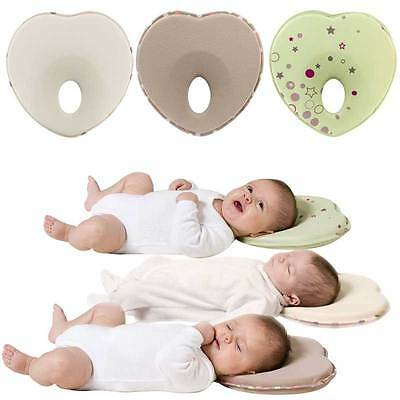 Baby Pillow Infant Sleep Positioner Anti Roll Babies Head Protection Pillows