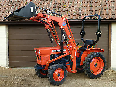 Kubota 4Wd Compact Tractor / Tractors, Loader Options - Nationwide Delivery