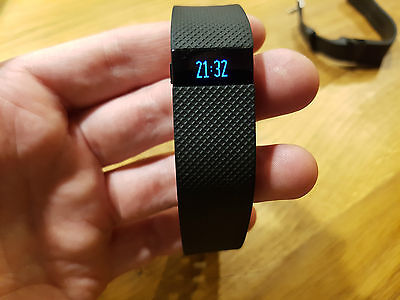 fitbit charge hr (two for one price)