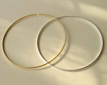 Pack Of 6 Metal Tiara Base Bands ~Silver Or Gold Effect~Bridal~Prom