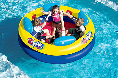 Wahu Chill Zone Inflatable Pool Toy HUGE 1.9 METRES WIDE
