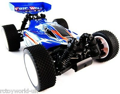 RC Radio Remote Control ACME Firewolf Electric Brushless Buggy Car