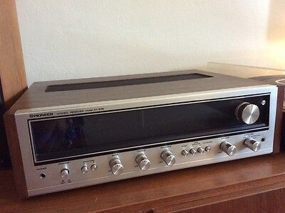 Pioneer SX-535 Stereo Receiver Vintage Hifi Stereo Classic
