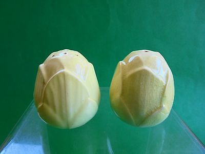 Carlton Ware Buttercup Salt And Pepper Shakers