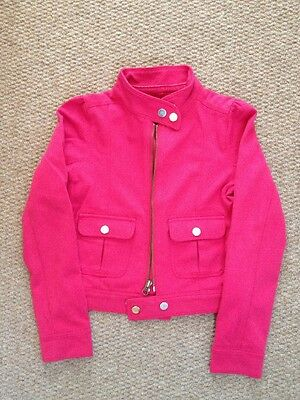 Gap Pink Jacket For Girls Age10-11 Years