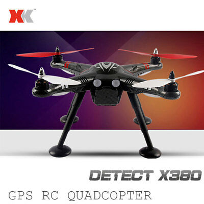 XK Detect X380 GPS Headless Mode 2.4G RC Quadcopter Drone Standard Version RTF