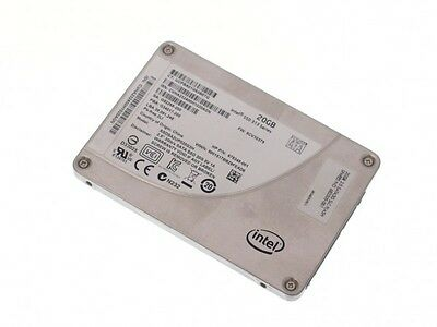 "4 Stk. Intel 313 Series 20GB 2,5"" 3Gb/s SATA SSD"