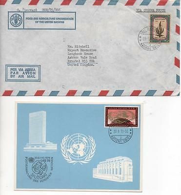united nations two covers
