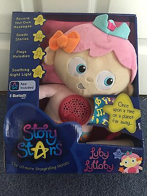 Story Star Luby Lullaby Soft Toy Brand New - COLLECTION ONLY