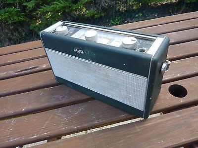 Vintage Roberts Radio Model RIC.1 Transistor Solid State MW LW Working 1960's