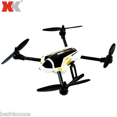 XK X251 4CH 2.4G 6 Axis Gyro Brushless Motor 3D Stunt RC Quadcopter Drone RTF