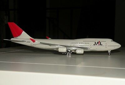 1:300 JAL Japan Airlines Boeing 747 diecast model plane   Rare   200