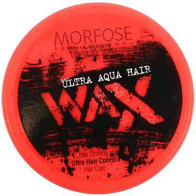 Morfose Aqua Gel-Wax 150ml (Ultra Hair Control No:4)