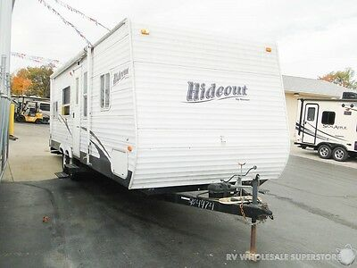 2007 Hornet Hideout 27B Bunk House Used