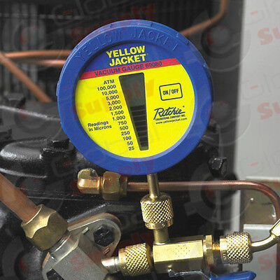 Yellow Jacket 69080 - Digital LCD Vacuum Gauge