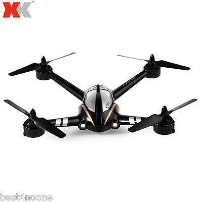 XK X252 2.4G 7CH 5.8G FPV 3D 6G RC Quadcopter RTF with HD Camera Brushless Motor