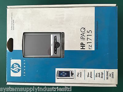 HP iPAQ RZ1715 Mobile Media Companion Win Mobile Pocket PC NEW