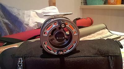 Greys X-Flite # 3/4 Fly Fishing Reel , 3 Loaded Sools + 1 Spare, Used Once