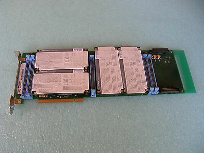 ACROMAG APC8620 W/ 4 Industry pack IP-0pto Driver  PCI Card