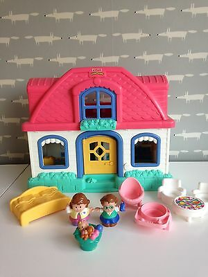 Fisher Price Little People House - Collection Only TN14