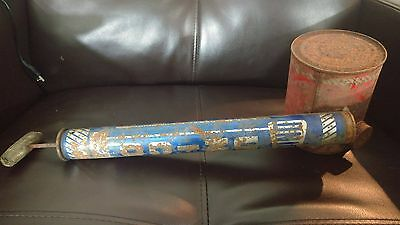 Vintage UNICO INSECT BUG PUMP/SPRAYER TOOL w/ TANK