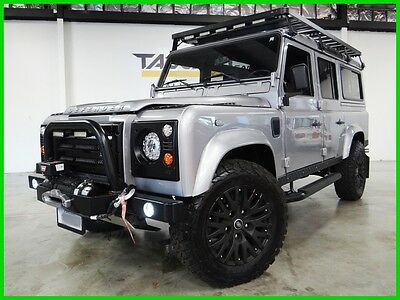 1988 Land Rover Defender 110 1988 110 Used Manual