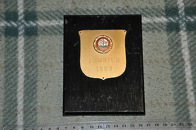 Alte angler medaille (22) angling medal fishing