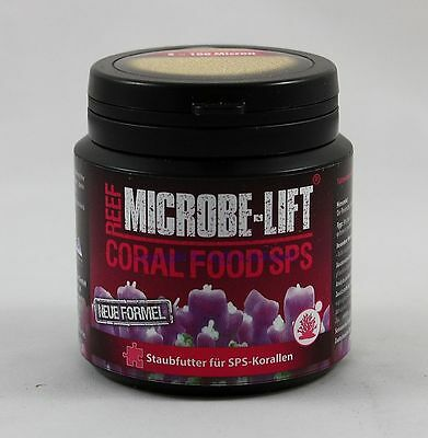 Coral Food SPS Granulatfutter 150ml Microbe-Lift  Korallenfutter 10,60€/100ml