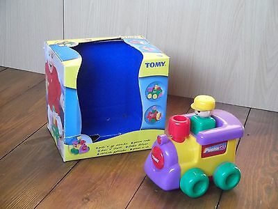 TOMY Push 'n' Go Train Toy