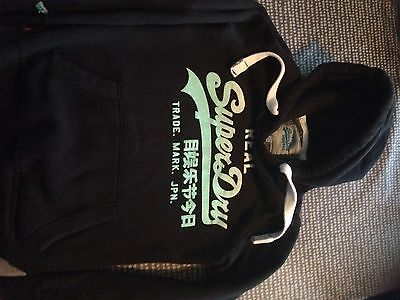 Girls Superdry Xs Hoody