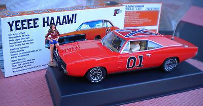 """Pioneer '69 Dodge Charger R/T """"The Gereral Lee"""" """"Dukes of Hazzard"""""""