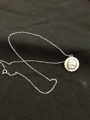 "Afghan Hound Rawcliffe Pewter 18"" Necklace"