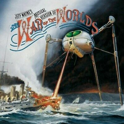 Jeff Wayne's Musical Version of the War of the Worlds: Special Edition - Jeff