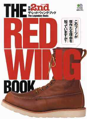 The Red Wing book boots 877 maintenance