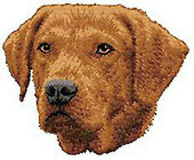 Chesapeake Bay Retriever Portrait embroidery Patch bb