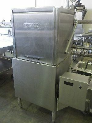 Hobart commercial dish washer