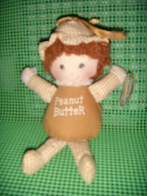"Peanutbutter 6"" Doll All Original With Hand Tagged"