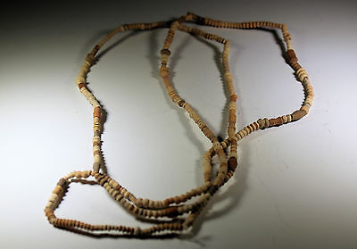 Ancient Egyptian Bead Necklace Circa 6Th C Ad  - No Reserve!!!!!!!