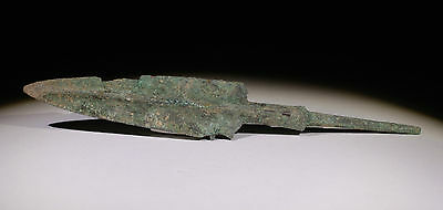 Quality Ancient Bronze Arrow Head 1200Bc  - No Reserve!!