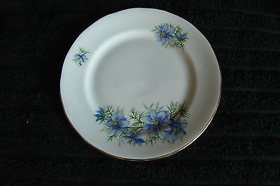 Queen Anne China Sandwich Plate