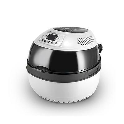 White Cookshop Turbo Wave 360 - Healthy / Low Fat Air Fryer ? Oil